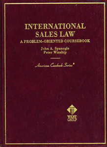 International Sales Law A Problem Oriented Coursebook