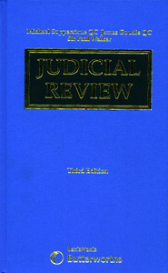 Judicial Review 3rd/ed