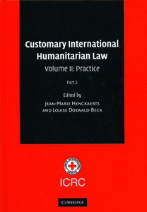 Customary International Humanitarian Law (3 Vol. set)