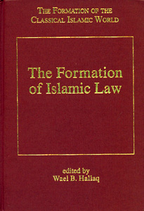 The Formation of Islamic Law Volume 27