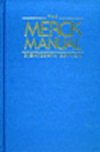 The Merck Manual of Diagnosis and Therapy 18th/Ed