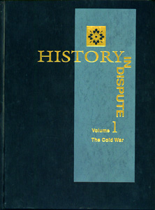 History in Dispute Vol1 The Cold War