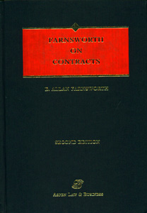 Farnsworth on Contracts 3 Volume Set with Supplymentry