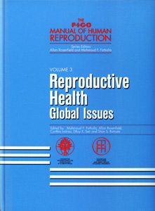 Reproductive Health Global Issues Volume 3