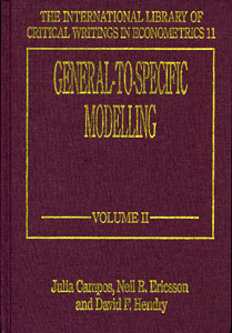 General-To-Specific Modeling ( 2 Vol Set )
