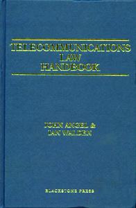 Telecommunications Law Handbook