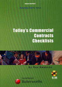 Tolley's Commercial Contraccts Checklists