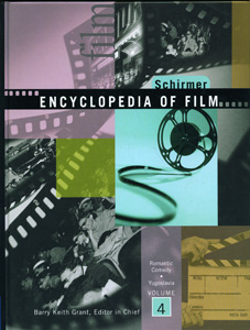 Schirmer Encyclopedia of Film 4 Vol. Set.