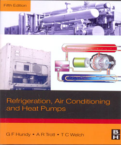 Refrigeration, Air Conditioning and Heat Pumps 5Ed.