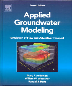 Applied Groundwater Modeling Simulation of Flow and Advective Transport 2Ed.