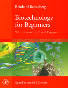 Biotechnology for Beginners with a foreword