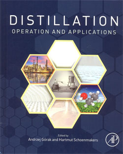 Distillation Operation and Applications