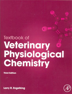 Textbook of Veterinary Physiological Chemistry 3ed.