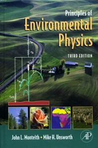 Principles of Environmental Physics 3rd/ed.