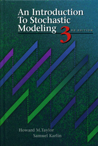 An Introduction to Stochastic Modeling 3rd Ed