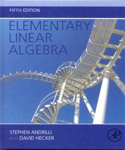 Elementary Linear Algebra 5Ed.