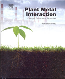Plant Metal Interaction Emerging Remediation Techniques