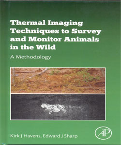 Thermal Imaging Techniques to Survey and Monitor Animals in the Wild