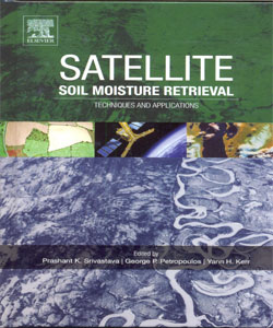 Satellite Soil Moisture Retrieval Techniques and Applications