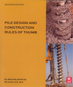 Pile Design and Construction Rules of Thumb 2Ed.