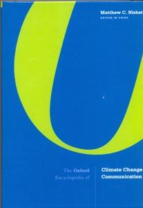 The Oxford Encyclopedia of Climate Change Communication 3 Vol.Set.