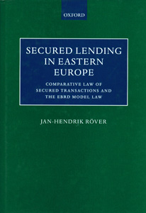 Secured Lending In Eastern Europe