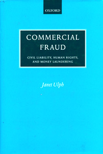 Commercial Fraud Civil Liability, Human Rights and Money Launderring