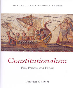 Constitutionalism Past, Present, and Future