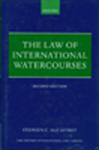 The Law of International Watercourses 2nd Ed.