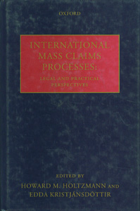International Mass Claims Processes