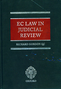 EC Law in Judicial Review