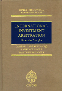 International Investment Arbitration