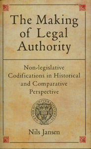 The Making of Legal Authority