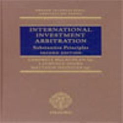 International Investment Arbitration Substantive Principles 2Ed.