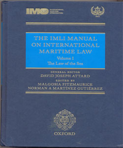 The IMLI Manual on International Maritime Law Volume I: The Law of the Sea