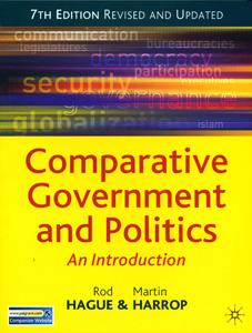 Comparative Government and Politics 7th/Ed
