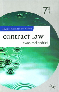 Contract Law 7th Edition