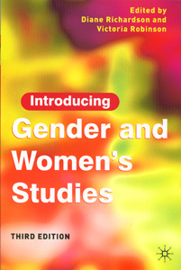 Introducing Gender and Women's Studies 3rd/ed