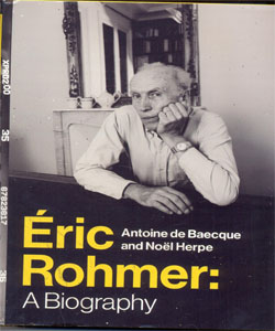 Éric Rohmer A Biography