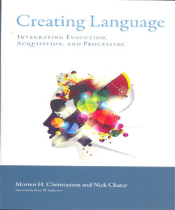 Creating Language Integrating Evolution, Acquisition, and Processing