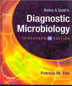 Bailey & Scott's Diagnostic Microbiology 13Ed.