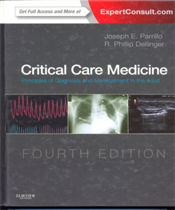 Critical Care Medicine 4Ed.
