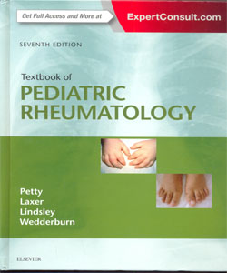 Textbook of Pediatric Rheumatology 7Ed.