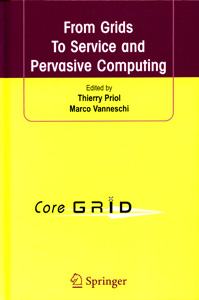 From Grids To Service and Pervasive Computing