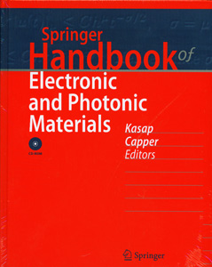 Handbook of Electronic and Photonic Materials