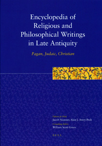 Encyclopedia of Religious and Philosophical Writings in Late Antiquity