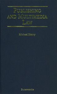 Publishing And Multimeadia Law