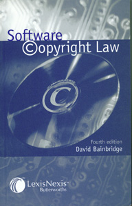 Software Copyright Law  4/ed