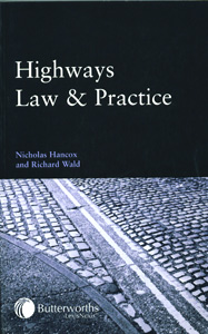 Highways Law & Practice