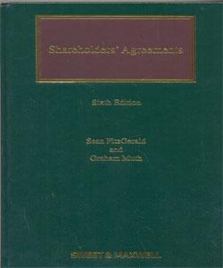 Shareholders' Agreements (6th Ed)